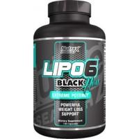 Lipo-6 Black Hers, 120 Capsules