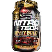 Nitro-Tech 100% Whey Gold, 2.2lbs