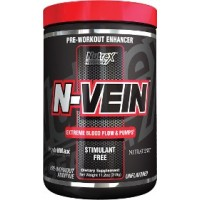 Nutrex N-VEIN, 30 Servings
