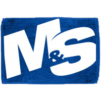 M&S Woven Gym Towel