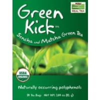 NOW Green Kick Tea