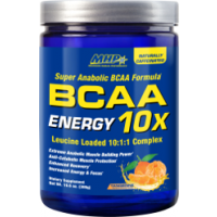 MHP BCAA 10X Energy, 30 Servings