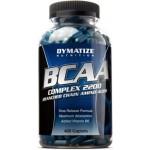 BCAA Complex 2200, 400 Capsules