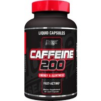 Nutrex Caffeine 200, 60 Capsules