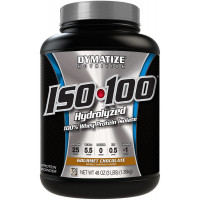Dymatize ISO-100 3lbs Legacy Label