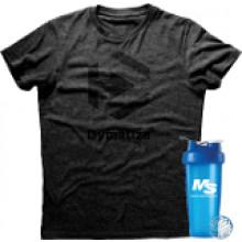 FREE Shirt & Shaker!