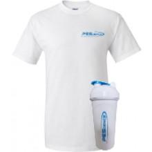 FREE T-Shirt + Shaker!
