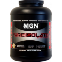 MGN Pure Whey Isolate, 5lbs