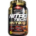 Nitro-Tech 100% Whey Gold, 2.5lbs