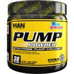MAN Sports Pump Powder, 30 Servings
