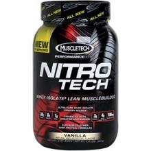 FREE 2lbs Nitro-Tech!