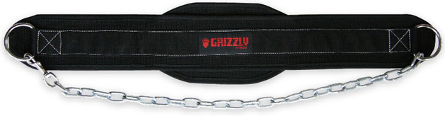 Grizzly Fitness Nylon Dipping Belt