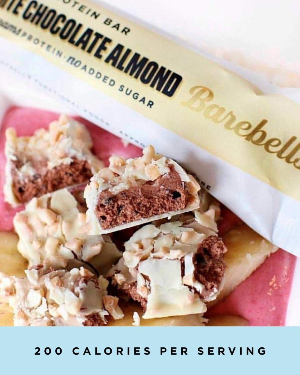 Barebells Protein Bar Chocolate Almond
