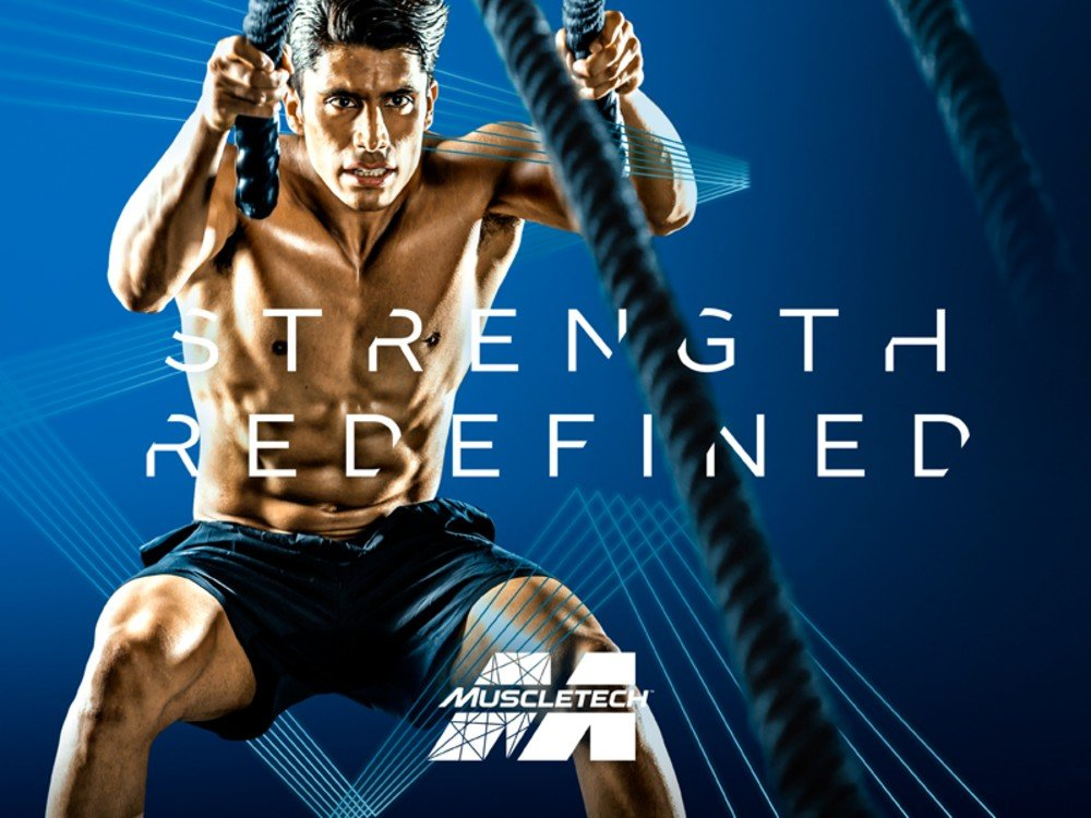 Fit Man Rope Workout