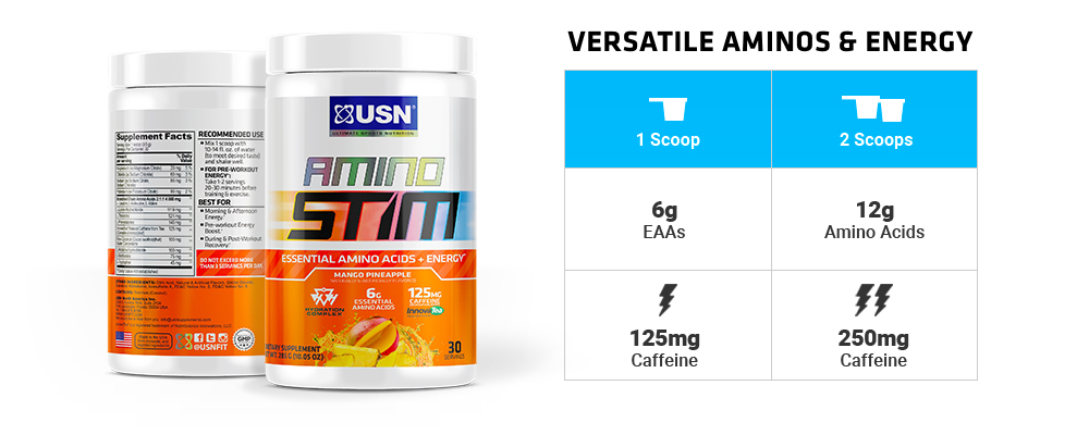 Versatile Aminos & Energy