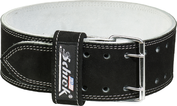 Schiek Model L6010 Double-Prong Competition Belt