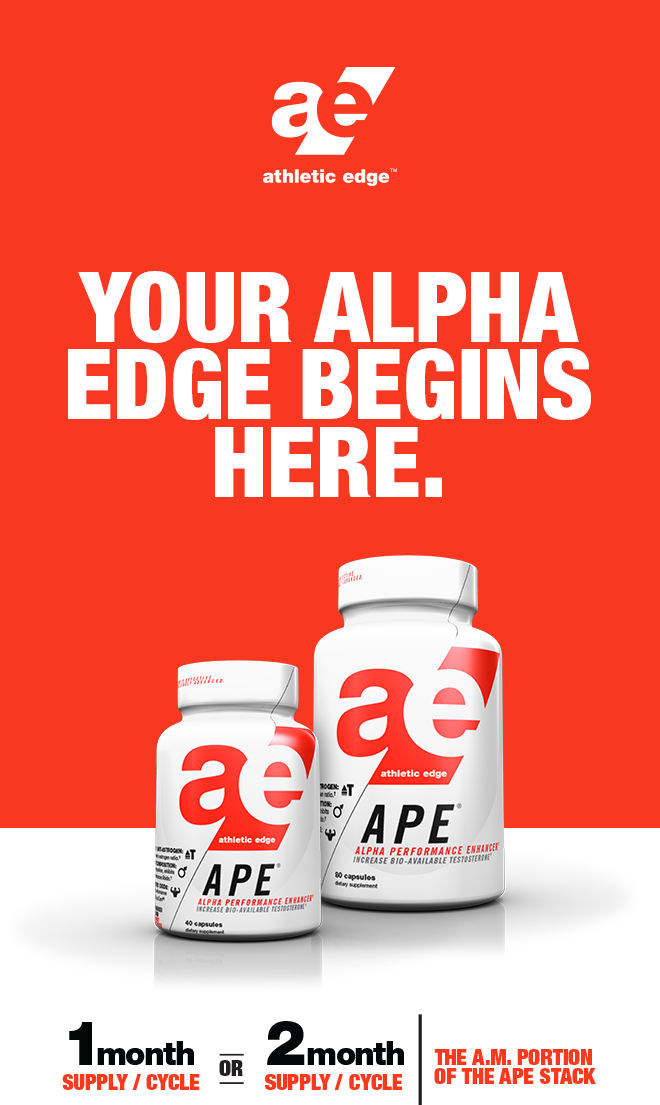 APE Testosterone Support Header