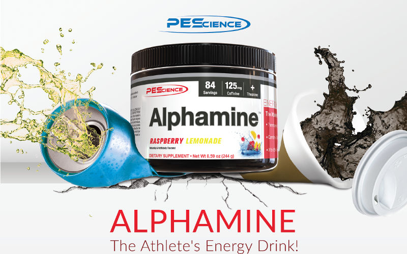Alphamine by PEScience: Lowest Prices at Muscle & Strength