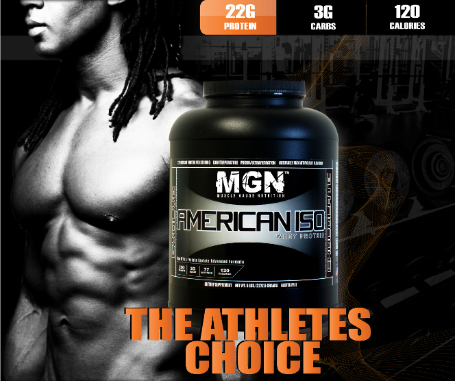 MGN American ISO: The Athlete's Choice
