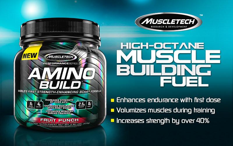 Amino Build header