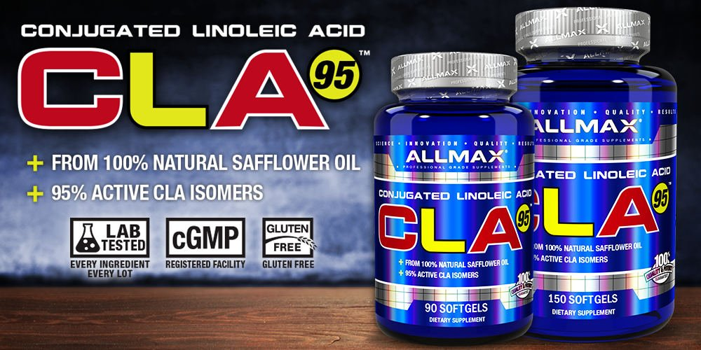 Image result for allmax cla