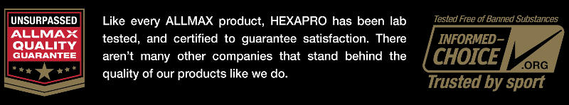 HexaPro Guarantee