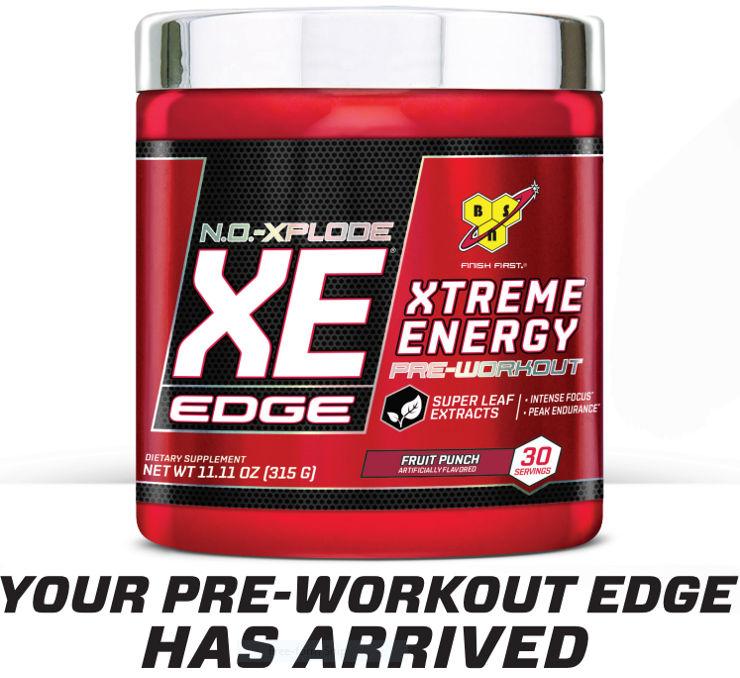 NO Xplode XE Edge Banner
