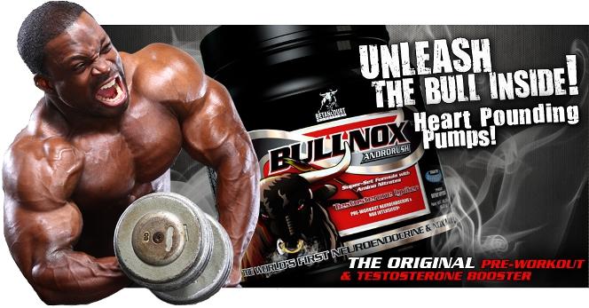 Betancourt Bullnox Androrush