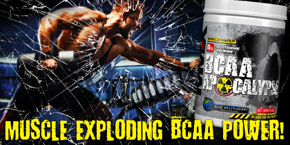 exploding bcaa power
