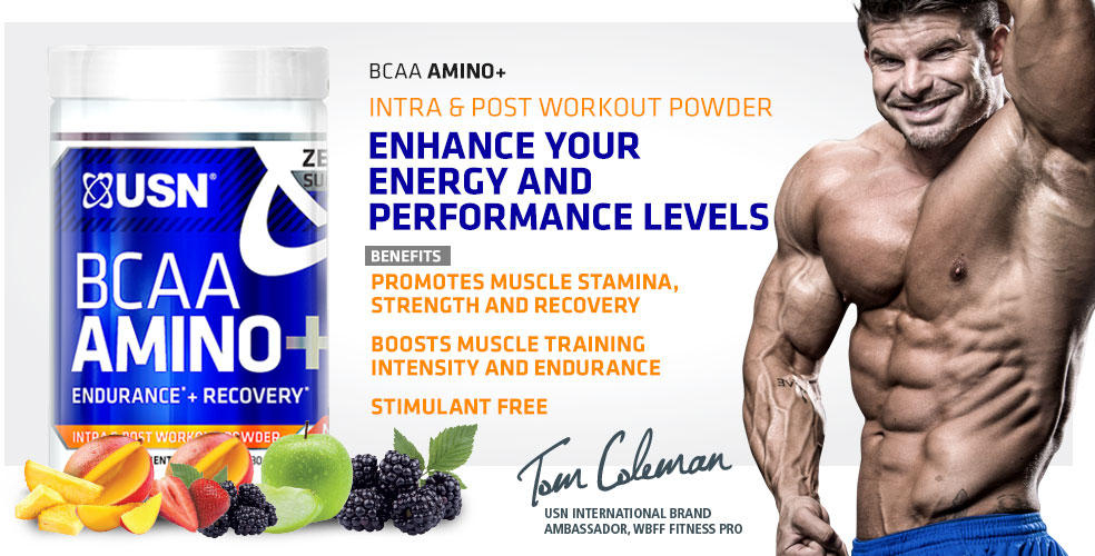 bcaa amino plus header