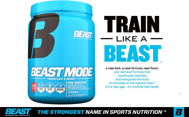 Beast Mode Banner