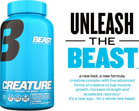 Beast Sports Creature Caps