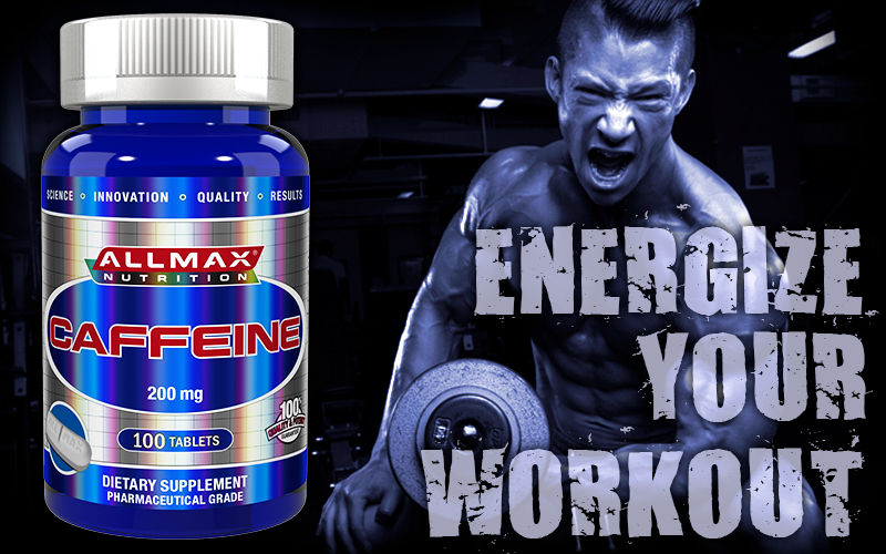 Caffeine By Allmax Nutrition Lowest Prices At Muscle