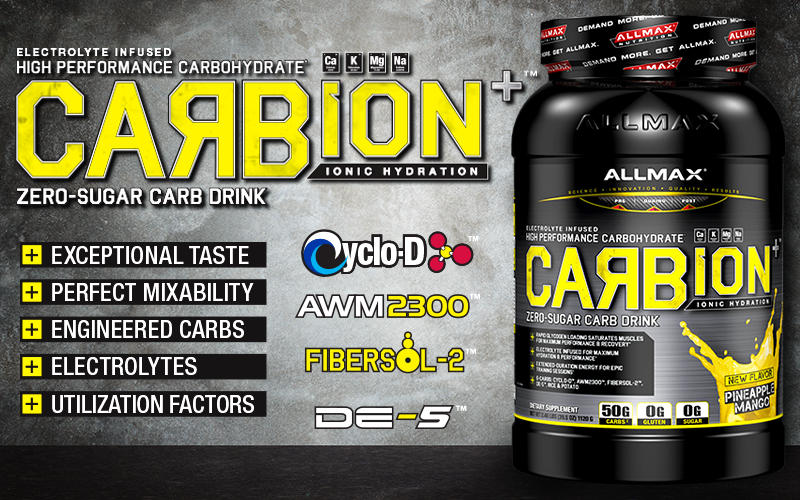 AllMAX Carbion Header