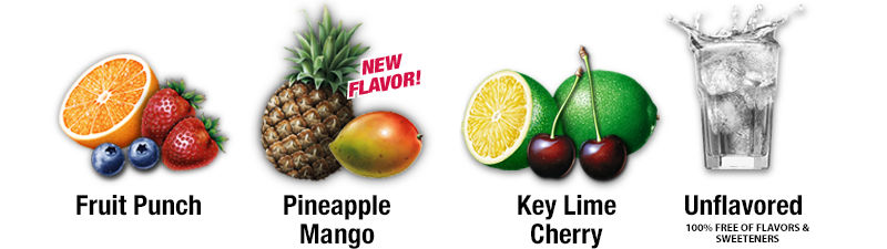 Carbion Flavors 2