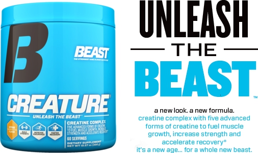Beast Sports Creature Powder