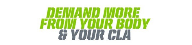 MusclePharm CLA Core Demand More