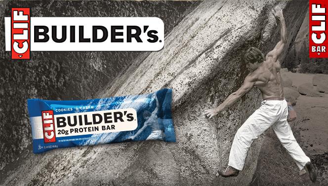 Clif Builder's Bars