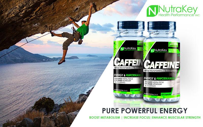 Resultado de imagen para Caffeine Nutrakey