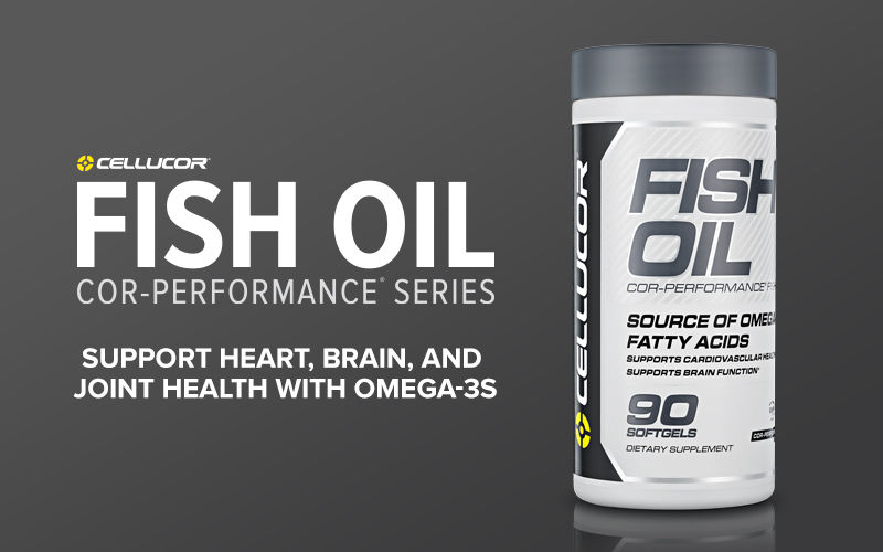 Image result for cellucor fish oil