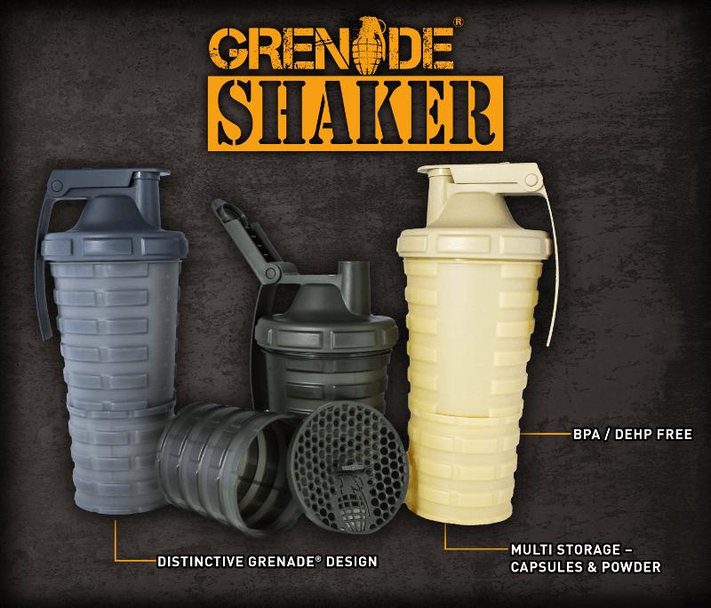 Grenade Multiple Banner