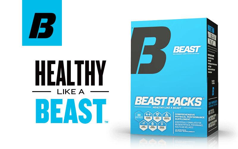 Beast Sports Beast Packs