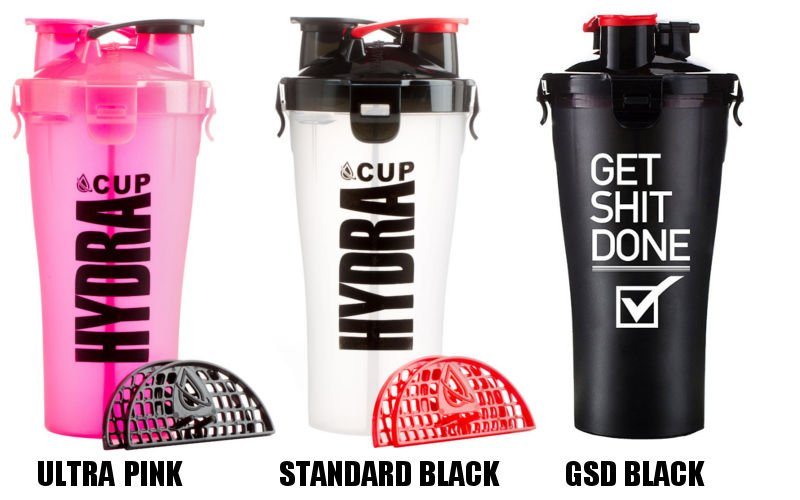 Banner cups