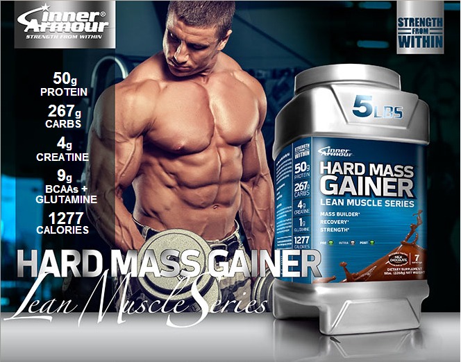 anabolic peak loaded mass gainer 15lb