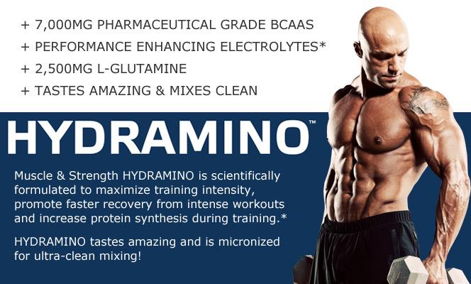 Muscle & Strength HYDRAMINO