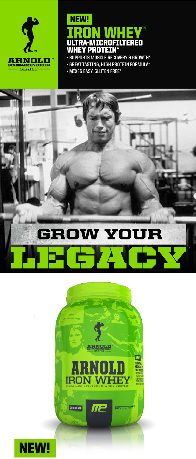 Arnold Whey