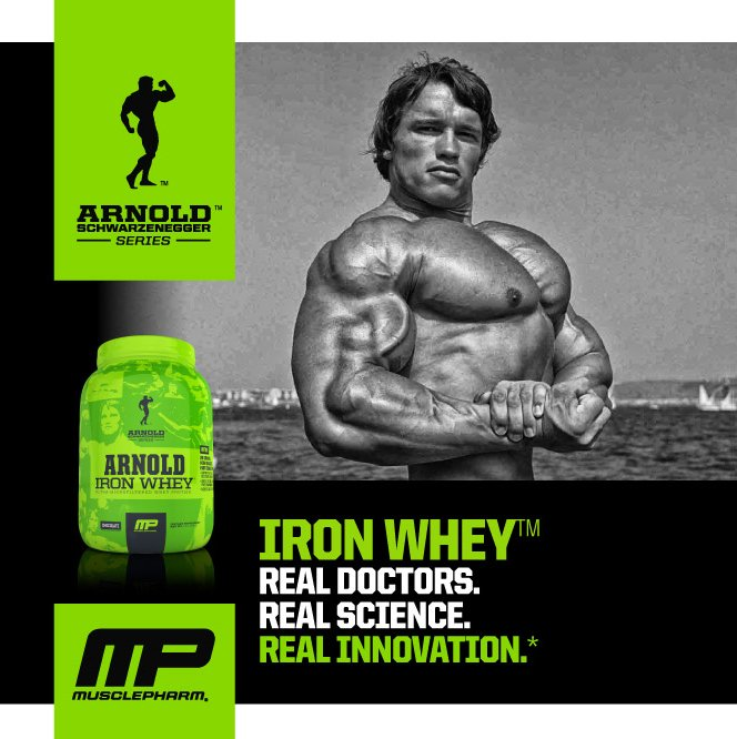 Arnold Whey3