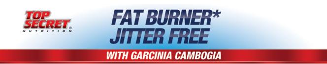 Jitter Free Fat Burner