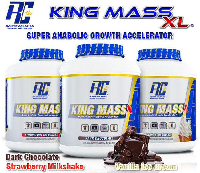 King Mass Header