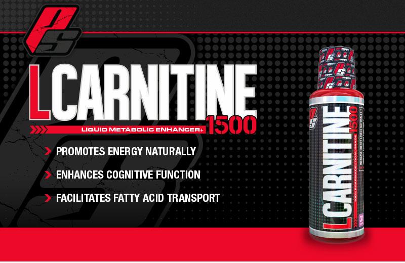 l-carnitine Banner